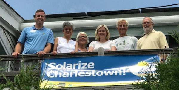 Tier 3 Pricing Reached for Solarize Charlestown